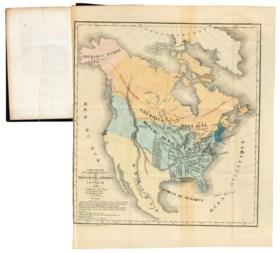 TOCQUEVILLE, Alexis de (1805-1859). De la Démocratie en Amér