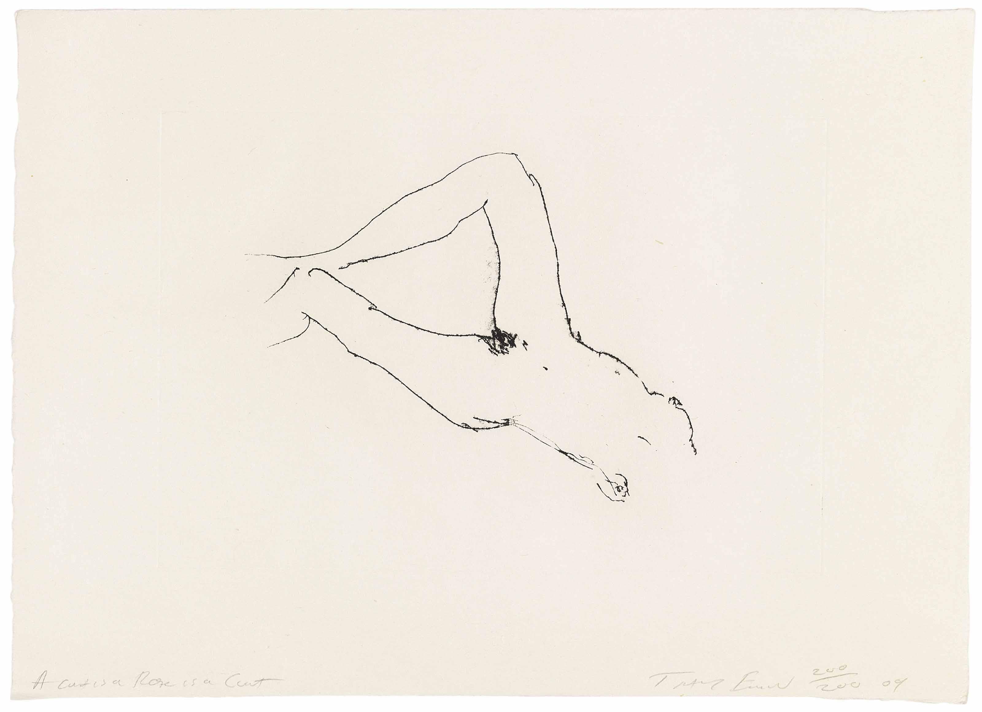 TRACEY EMIN (BRITISH, B. 1963)
