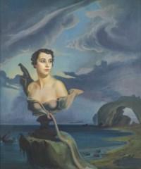 Portrait of Loelia, Duchess of Westminster