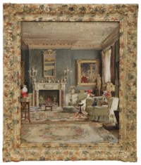 A view of the Drawing Room at Faringdon House