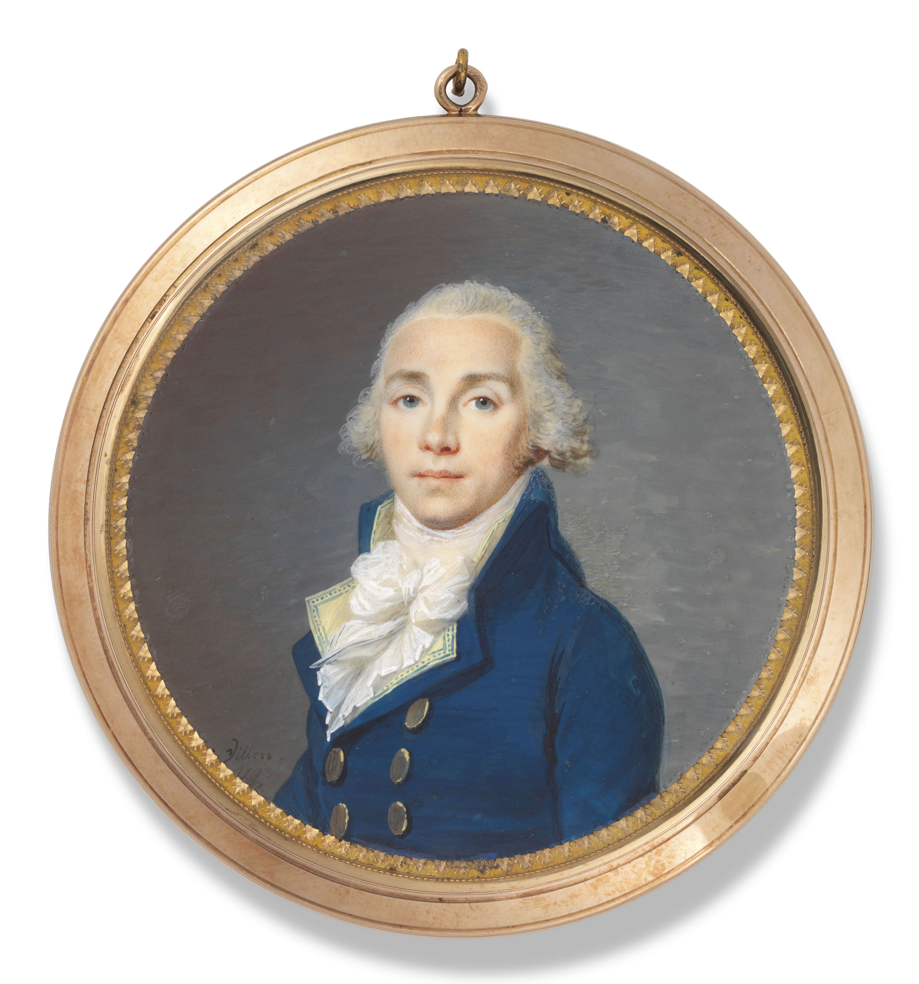 Villers (French, fl. c. 1780-1800)