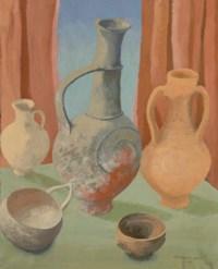 Pottery at Apollonia Lysia