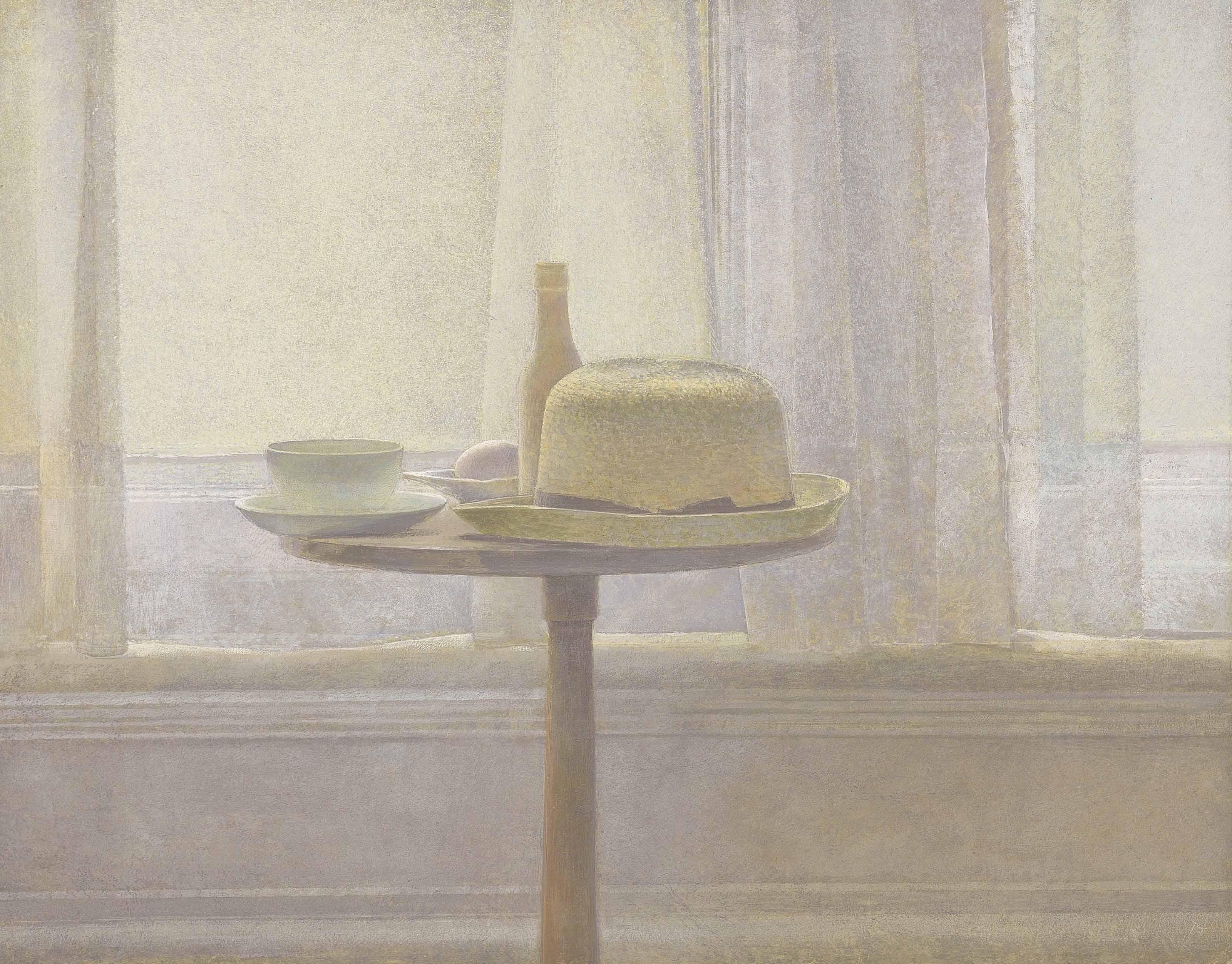 David Tindle, R.A. (b. 1932)