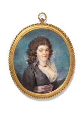 Augustin Christian Ritt (Russian, 1765-1799)