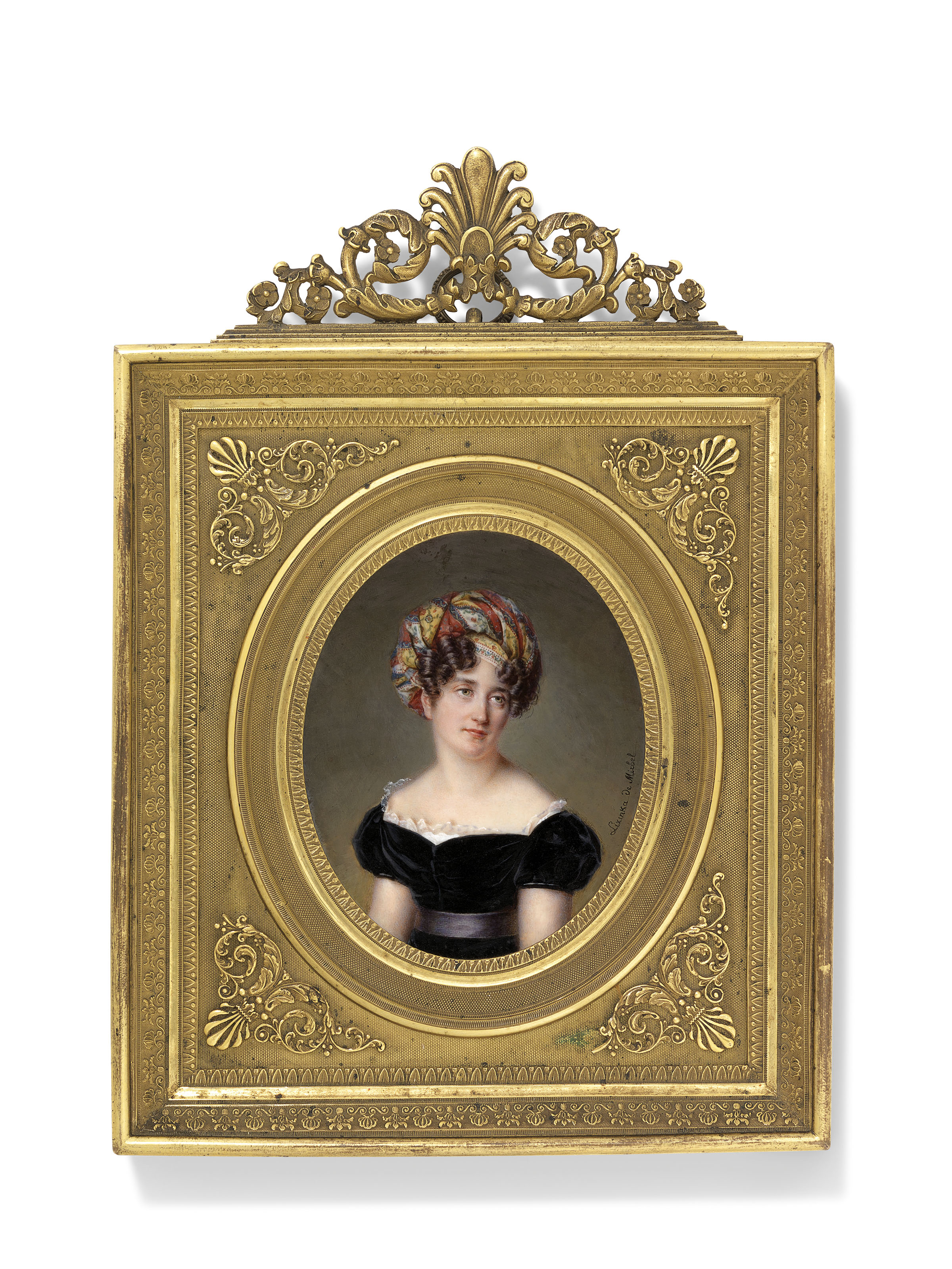 Aimée-Zoë Lizinka de Mirbel, née Rue (French, 1796-1849)