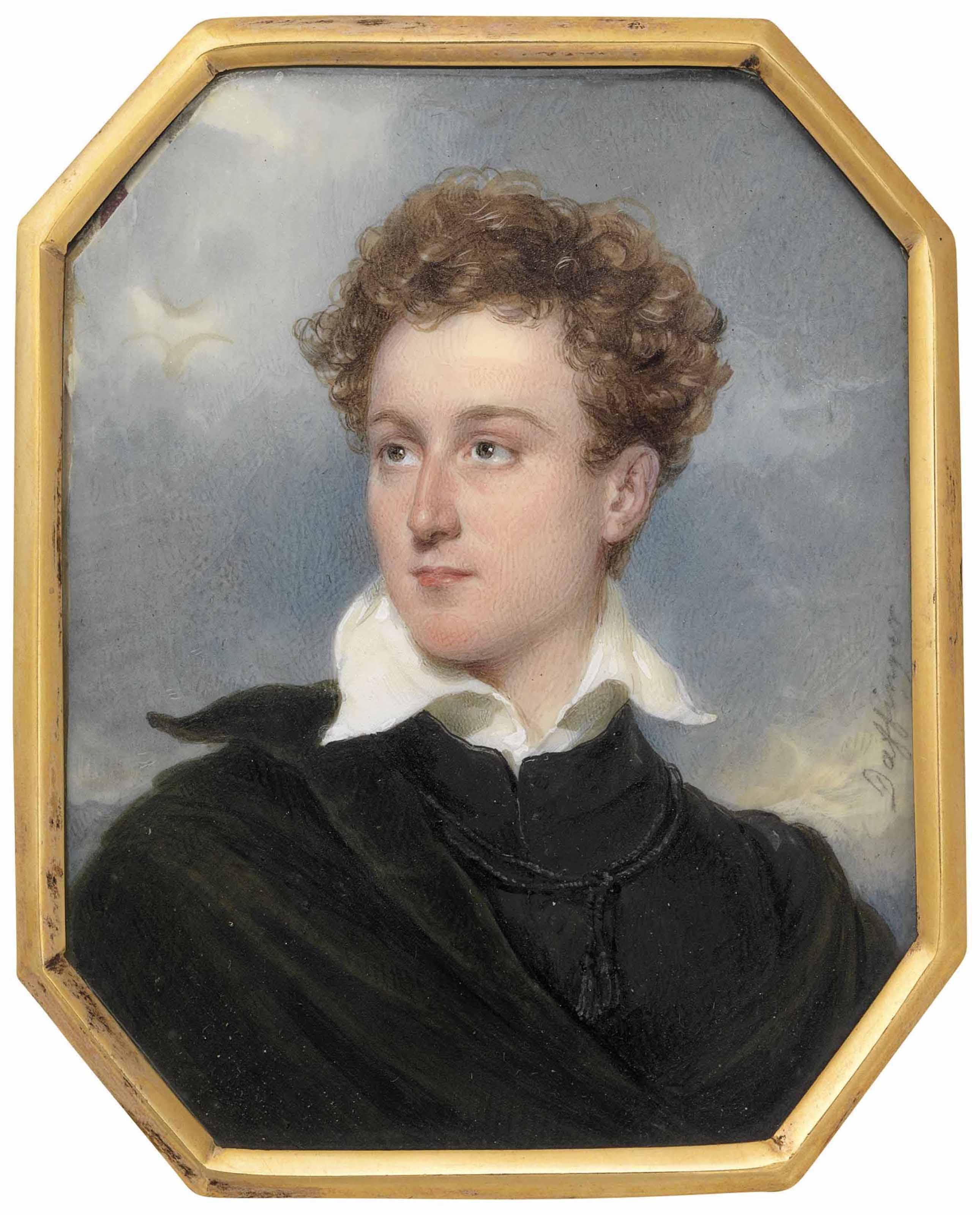 Moritz Michael Daffinger (Austrian, 1790-1849)