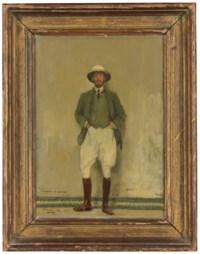 Sir John Lavery, R.A., R.S.A.,