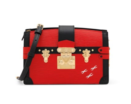 1a67d14dce18 The most expensive Louis Vuitton trunk ever    Christie s