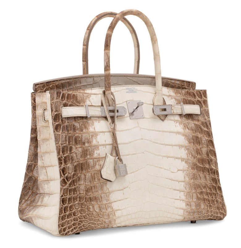 d21f8bcf2f The Hermes Himalaya Birkin  Deconstructed