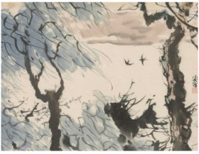 ZHANG ANZHI (1911-1990)