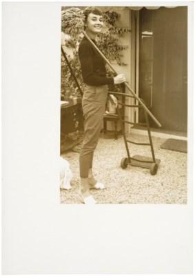 LOOK MAGAZINE, 1953; MILTON GREENE (1922-1985)