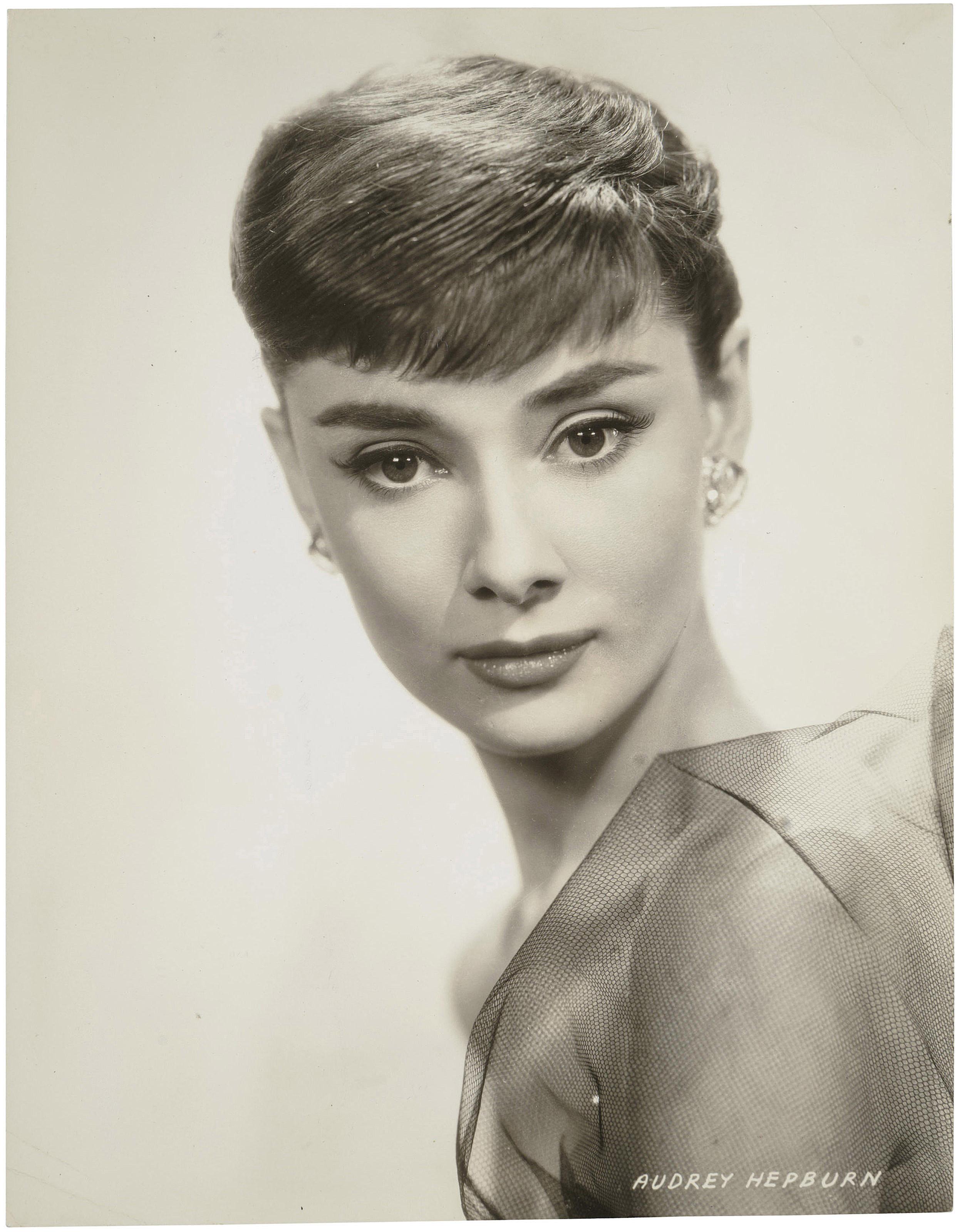 SABRINA, 1954, Audrey Hepburn for the 1954 Paramount ...