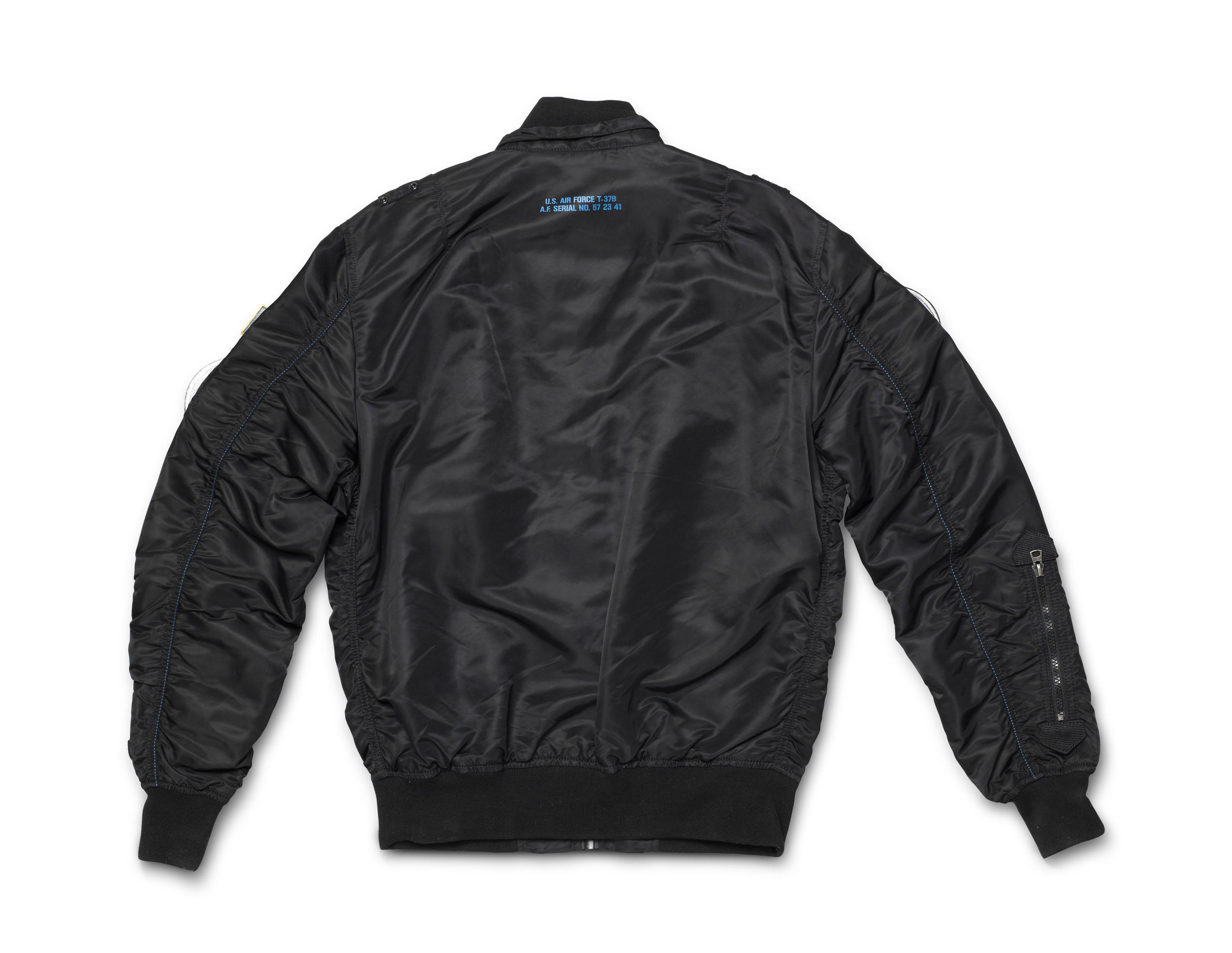 Stephen Hawking's bomber jacket