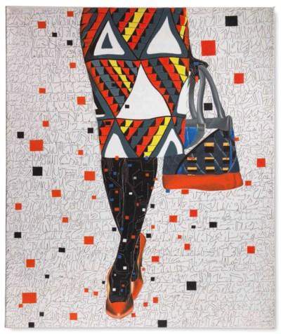 Eddy Kamuanga Ilunga (B. 1991)