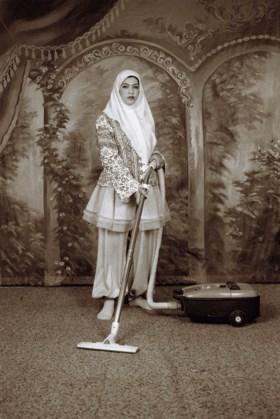 Shadi Ghadirian (B. 1974)