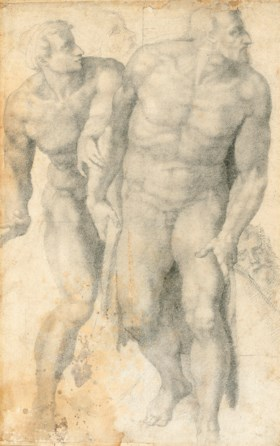 After Michelangelo Buonarroti (Caprese 1475-1564 Rome), late
