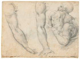 After Michelangelo Buonarroti (Caprese 1475-1564 Rome), Ital
