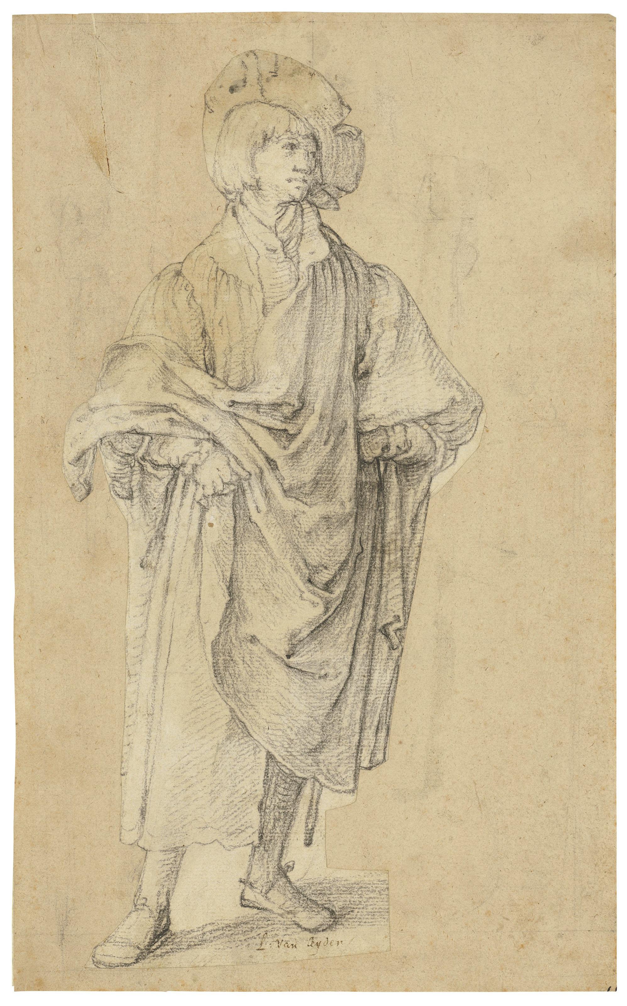 Lucas van Leyden (Leiden 1489/1494-1533)