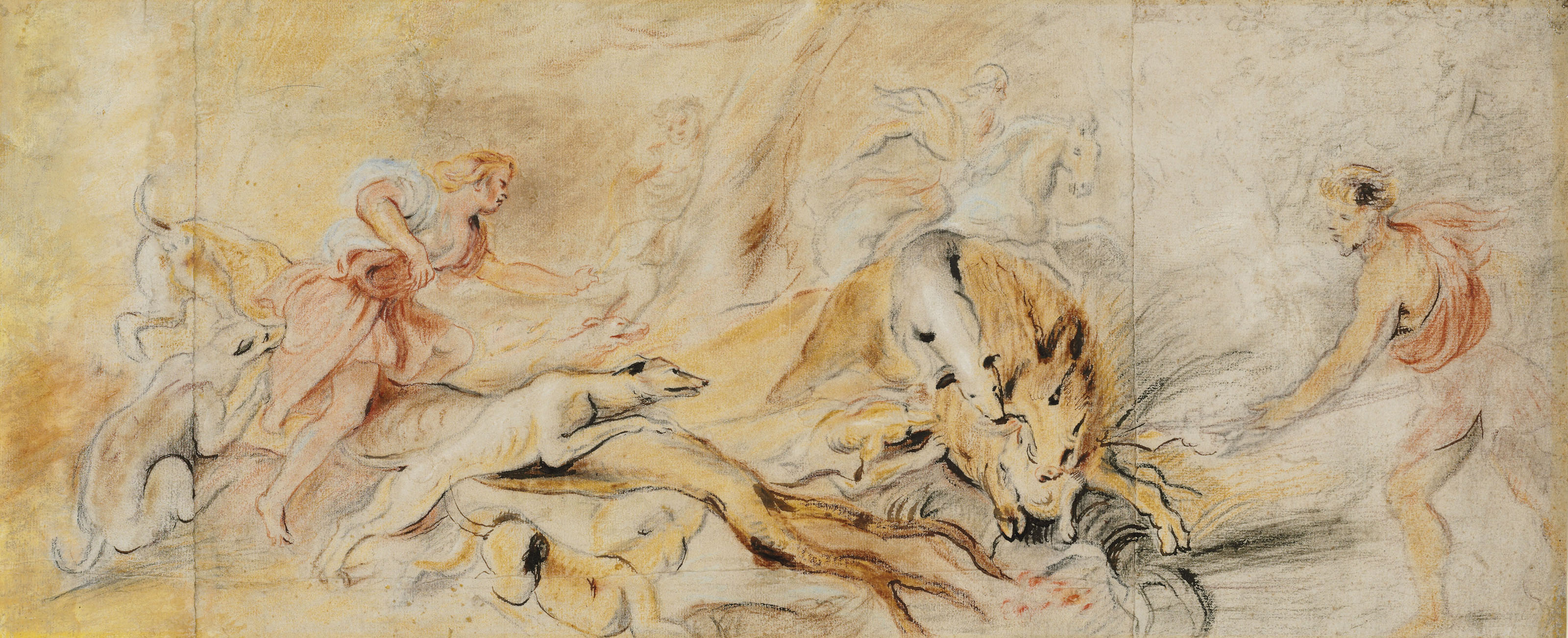 After of Peter Paul Rubens (Si