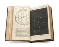 GASSENDI, Pierre (1592-1655). Institutio astronomica: juxta hypotheses tam veterum quam recentiorum. – Galileo GALILEI (1564-1642). Sidereus nuncius. – Johannes KEPLER (1571-1630). Dioptrice. London: Jacob Flesher for William Morden, 1653.