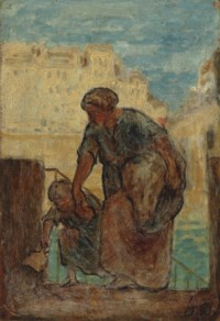 Honoré Victor Daumier (French,