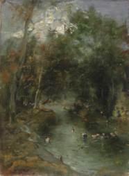 Pompeo Mariani (Italian, 1857-
