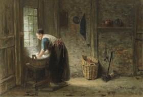 Josef Israëls (Dutch, 1824-1911)
