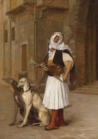Jean-Léon Gérôme (FRENCH, 1824