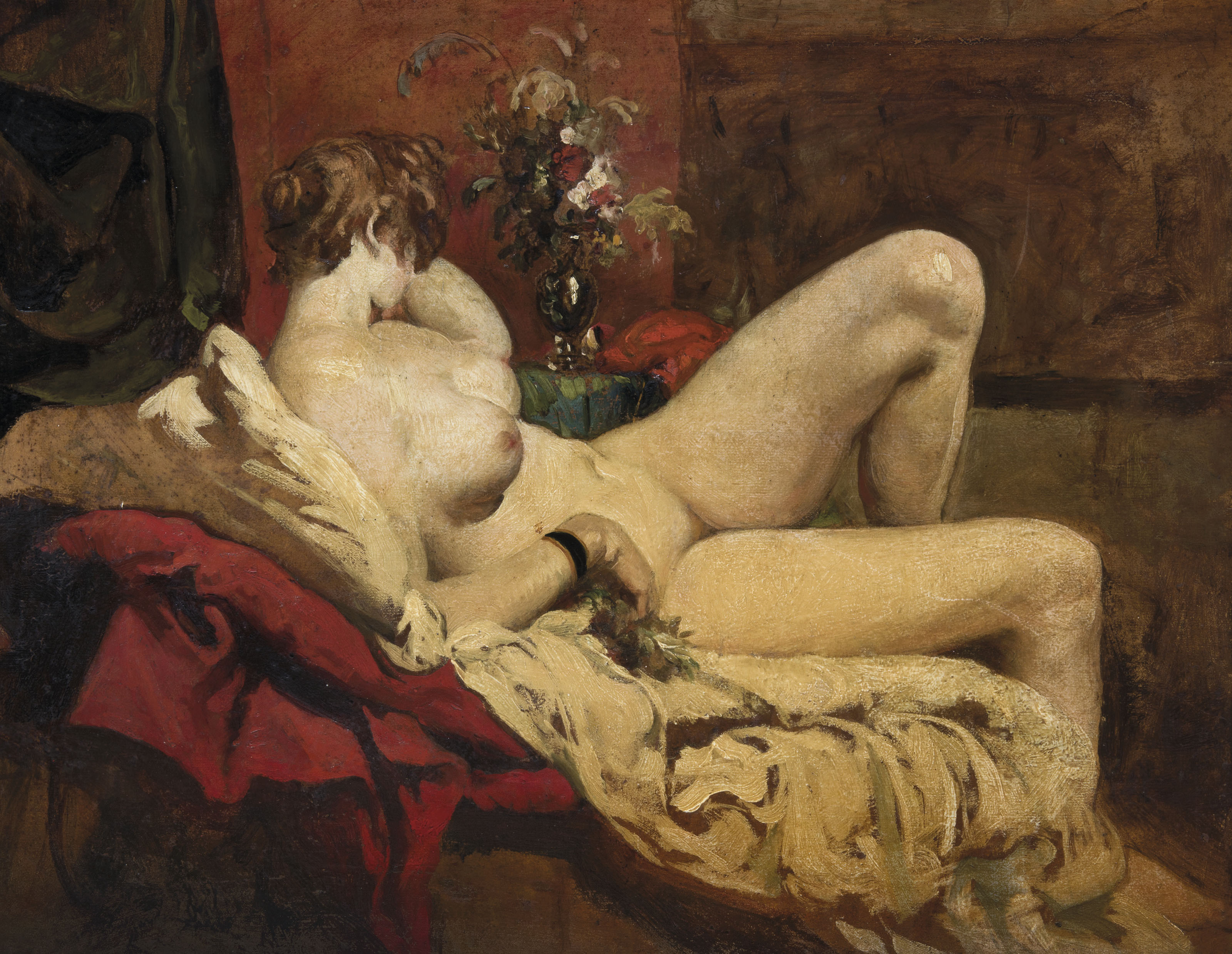 Attributed to William Etty, R.A. (1787-1849)
