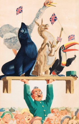 John Thomas Young Gilroy (BRITISH, 1898–1985)