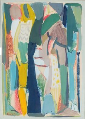 Paul Guiragossian (Lebanese, 1926-1993)