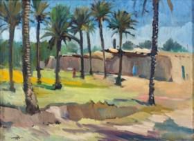 Kadhim Haider (Iraqi, 1932-1985)