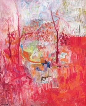 Elie Kanaan (Lebanese, 1926-2009)