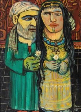 Abdul Hadi El-Gazzar (Egyptian, 1925 - 1966)