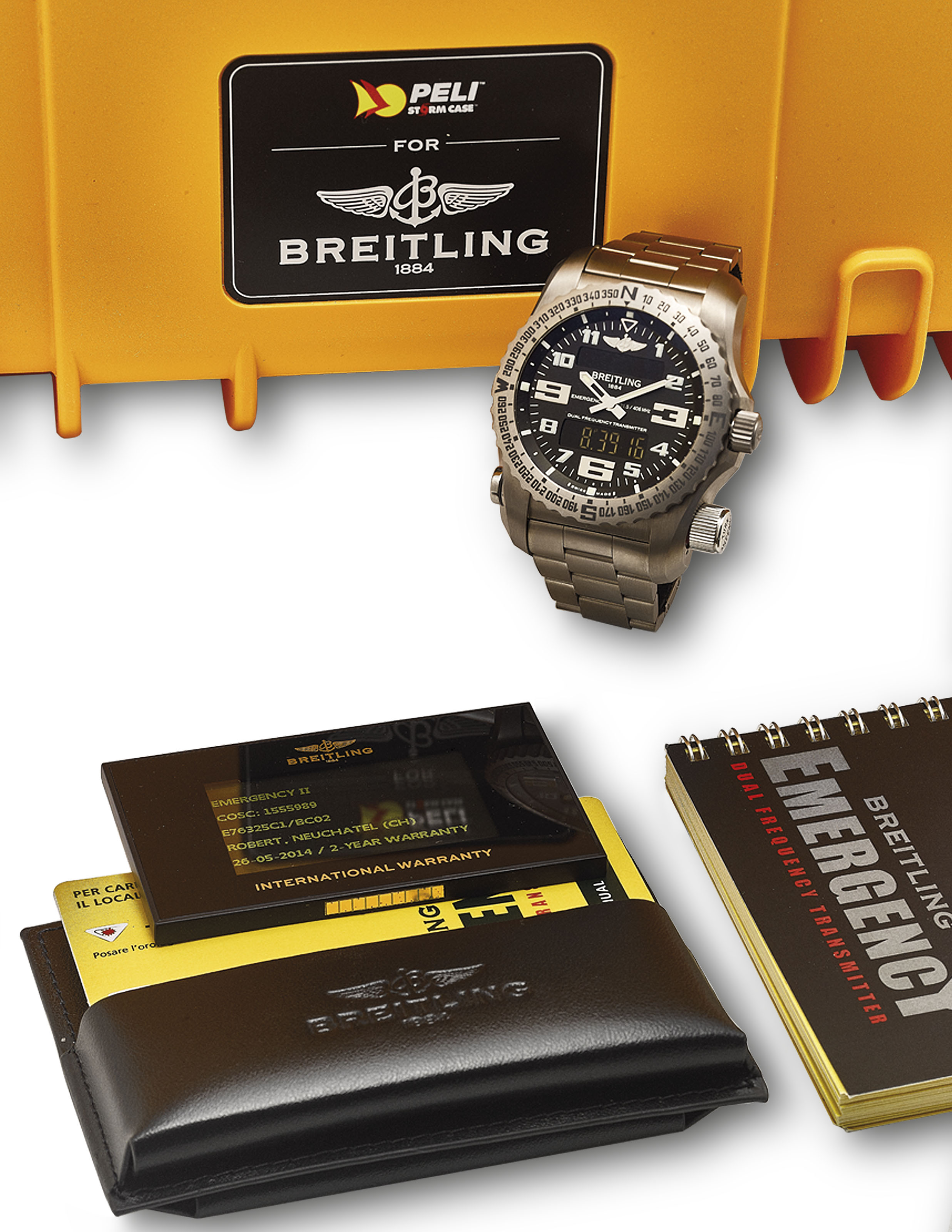 BREITLING AN EXTREMELY FIN