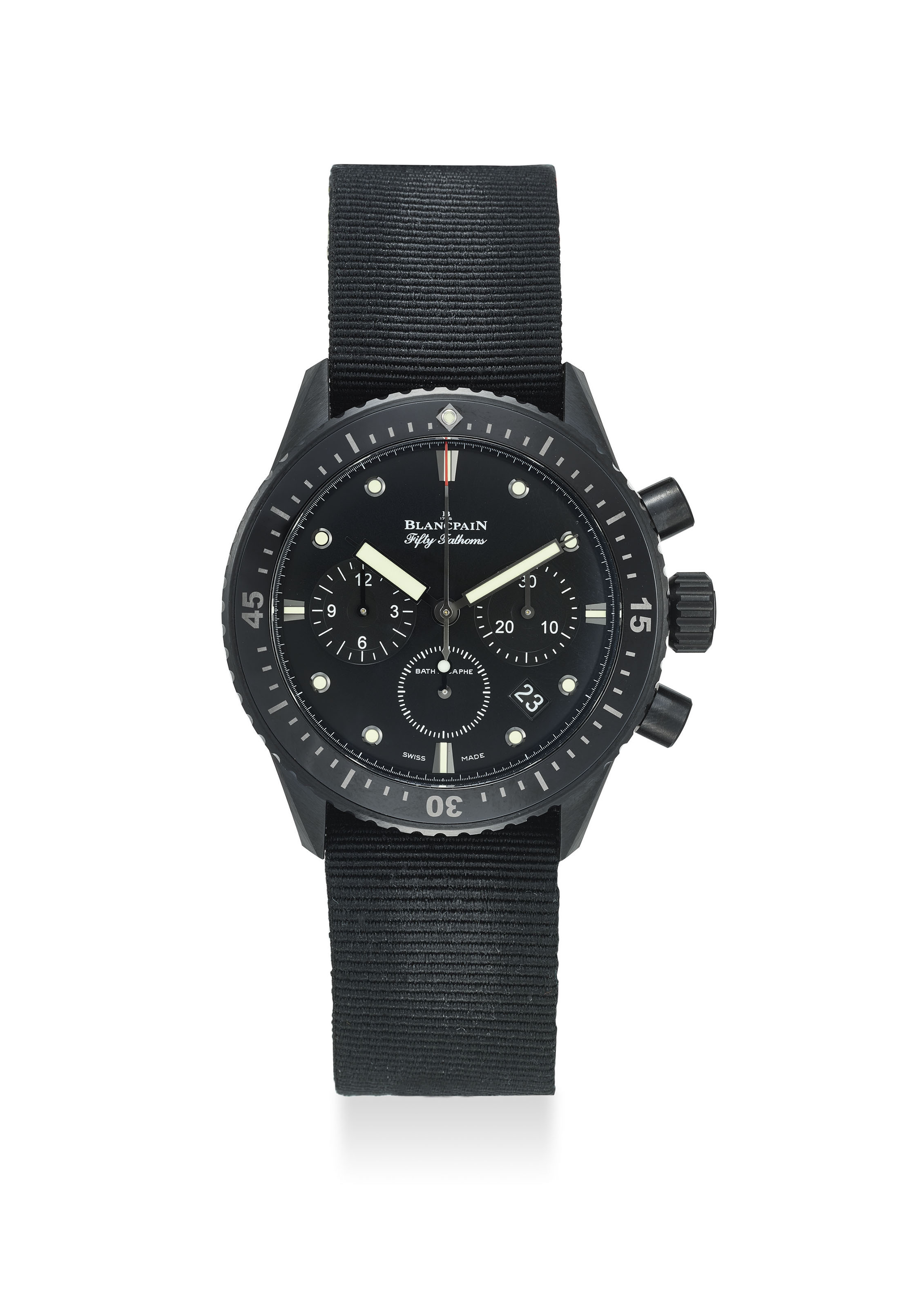 BLANCPAIN AN EXTREMELY FIN