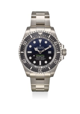ROLEX AN EXTREMELY FINE STAINLESS DIVER AUTOMATIC WRISTWATCH