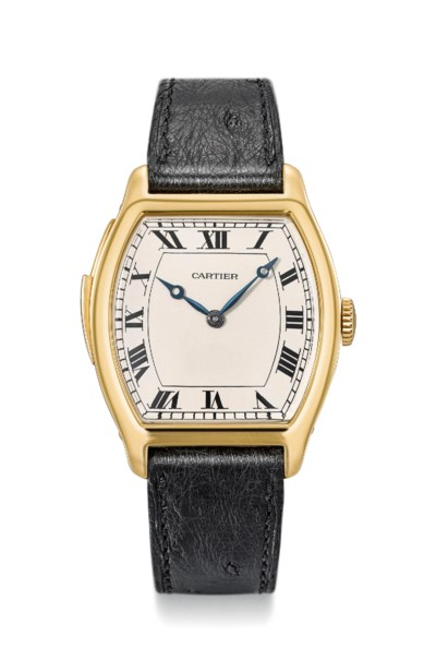 Cartier. An exceptionally rare
