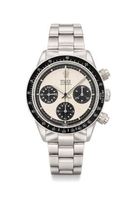 Rolex An exceptional and early, previously unrecorded and hi