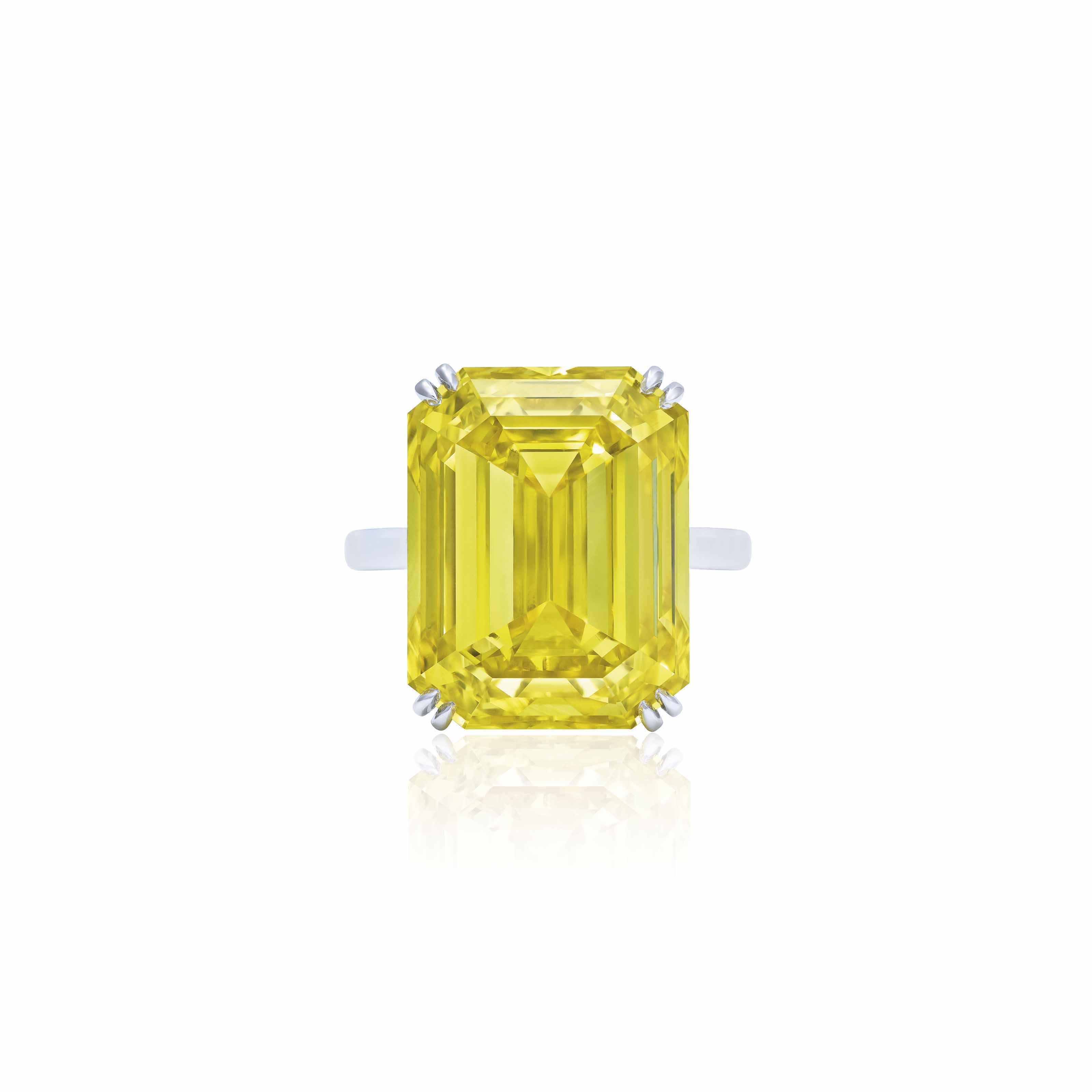 SENSATIONAL COLOURED DIAMOND R