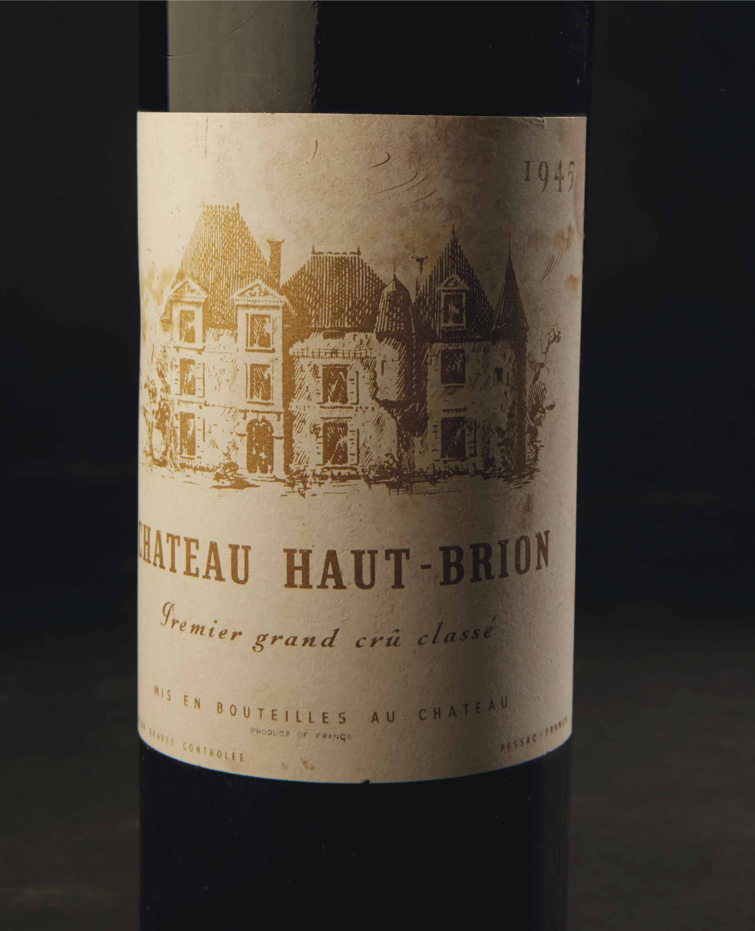 Château Haut-Brion 1945