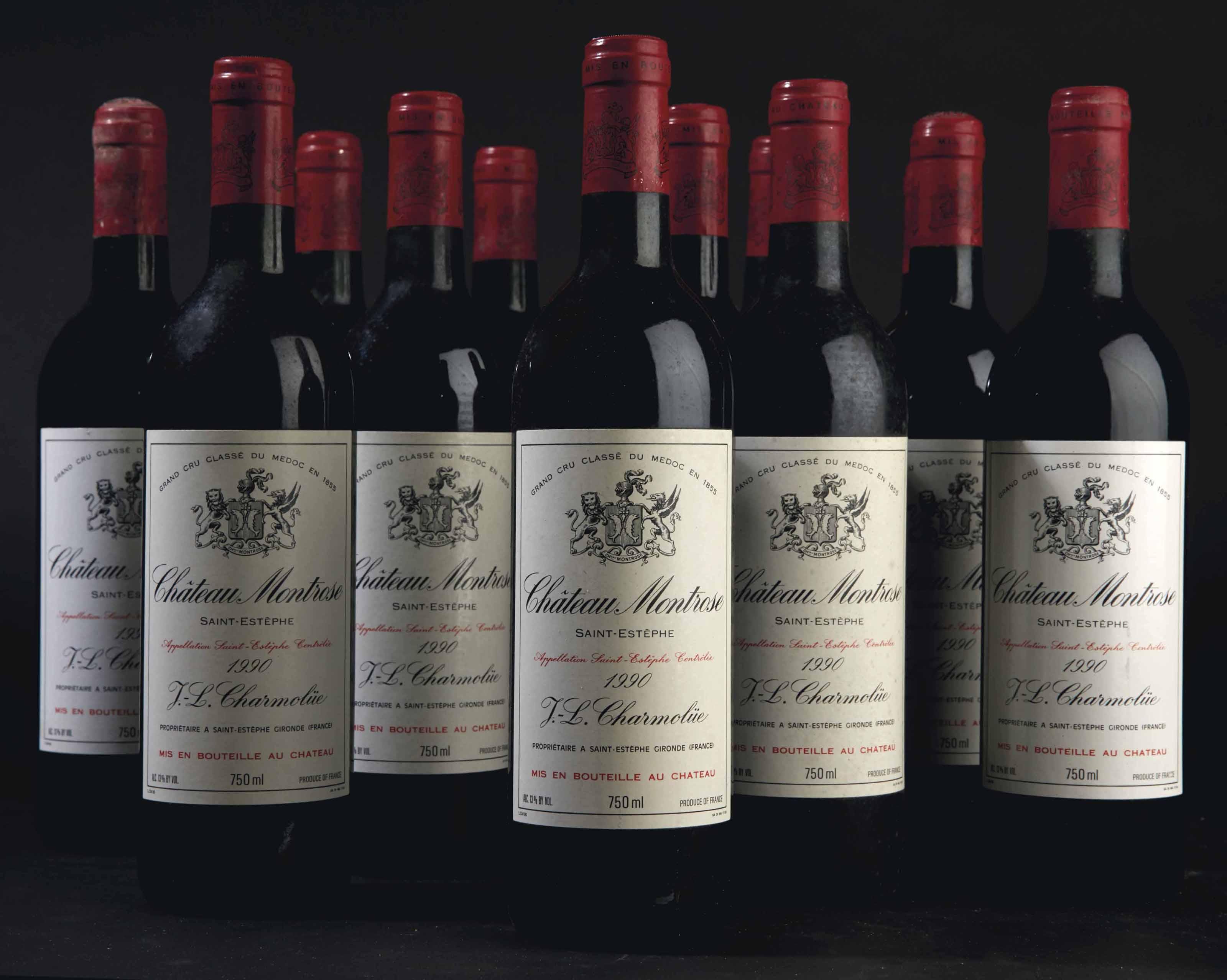 Château Montrose 1990