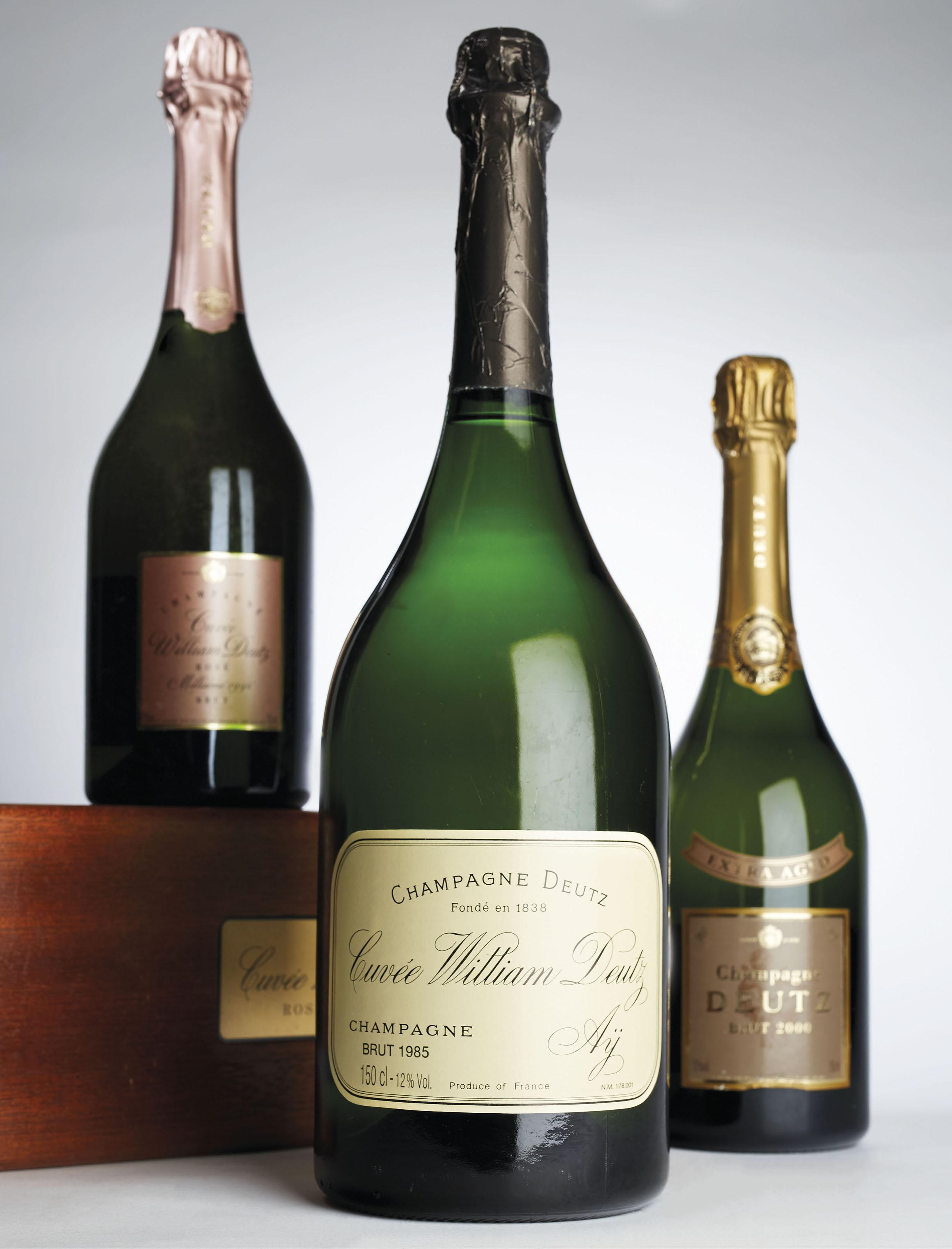 Deutz Cuvée William 1985