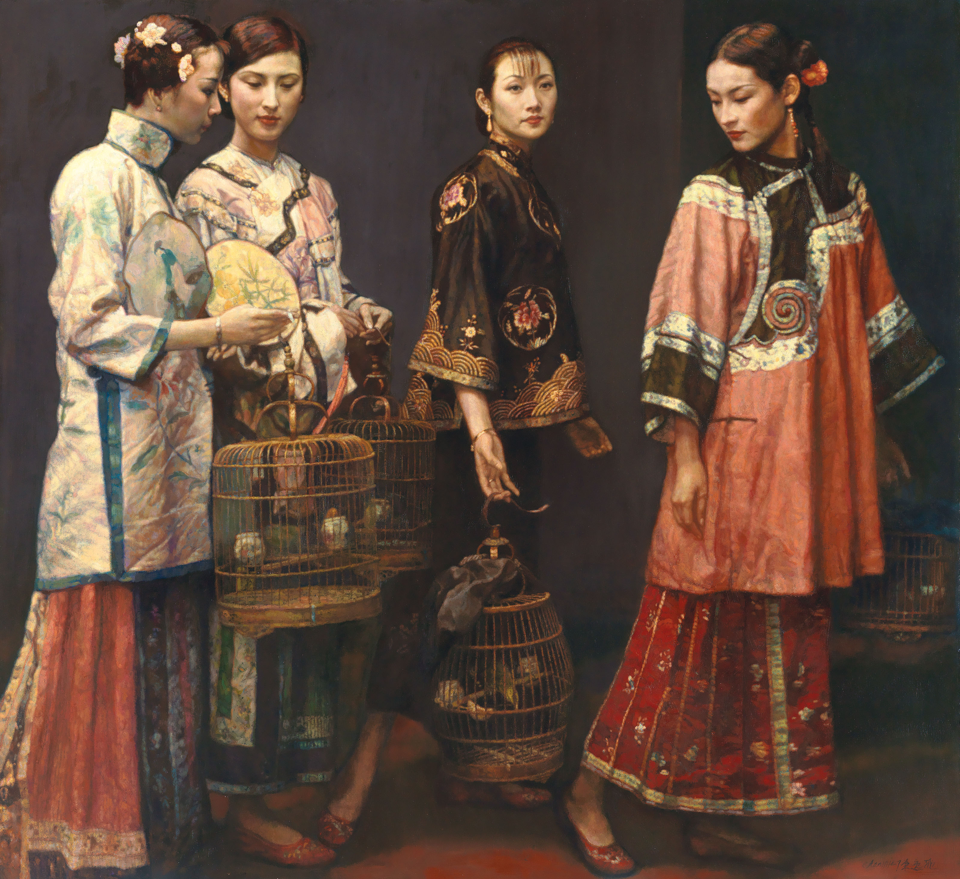 CHEN YIFEI (CHINA, 1946-2005)