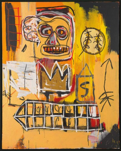 JEAN-MICHEL BASQUIAT (USA, 196