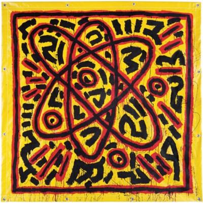 KEITH HARING (USA, 1958-1990)