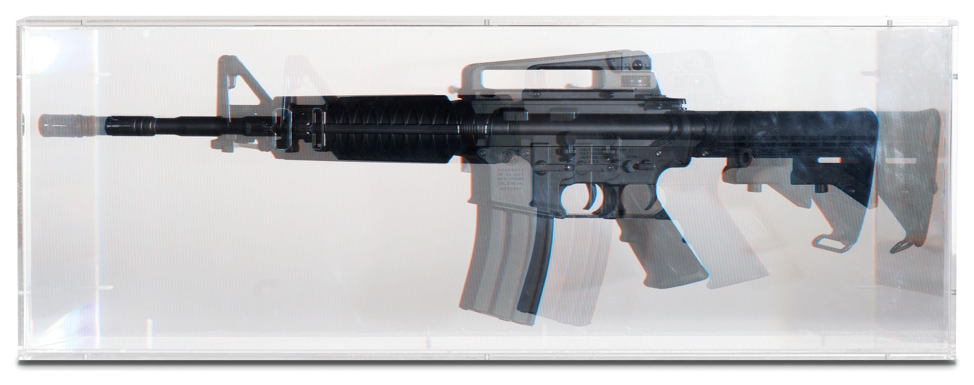 Pixcell: Toy Machine Gun