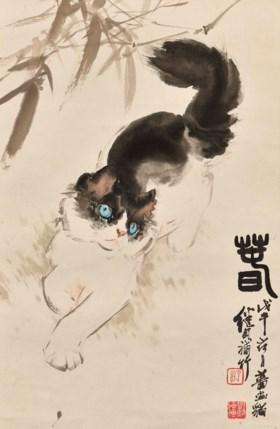 LIU JIYOU (1918-1983) AND LIU QIANG (B. 1957)