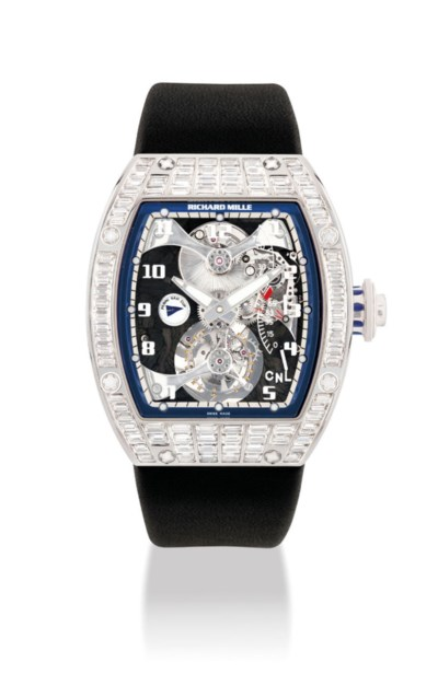 RICHARD MILLE. AN EXTREMELY RA