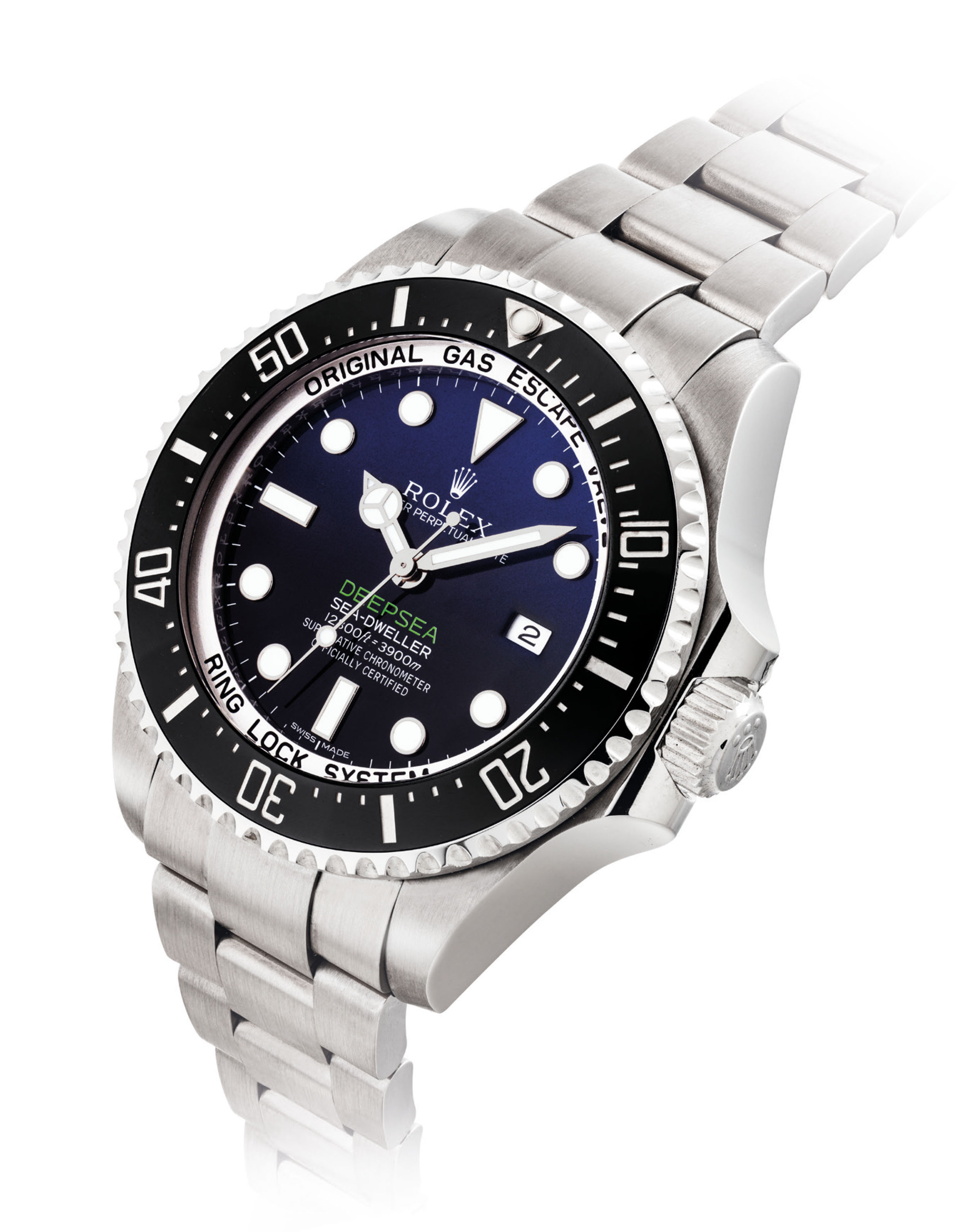 ROLEX A FINE AND LARGE STA